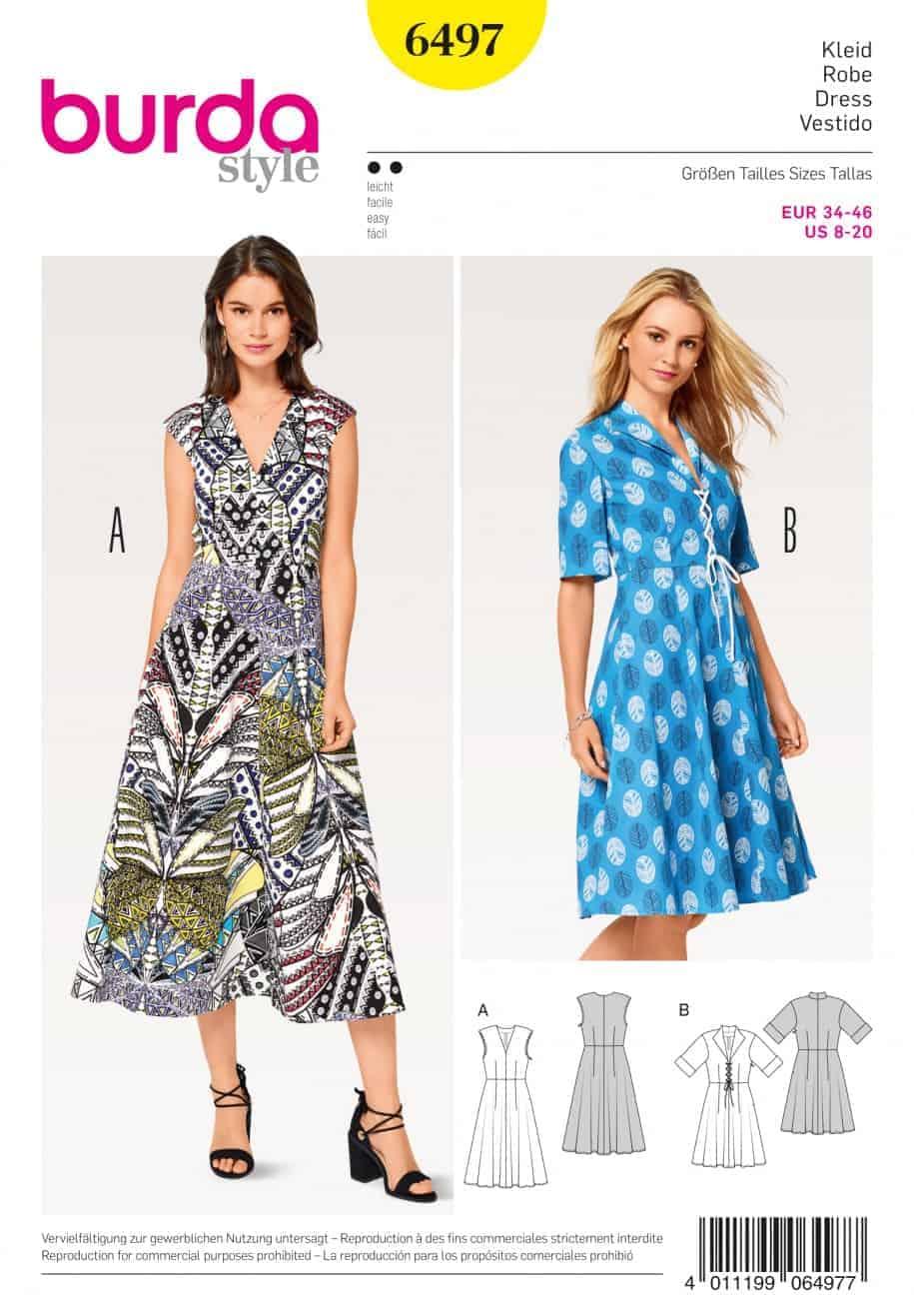 Шитье платья 2017-2018