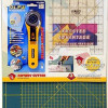OLFA Premium Rotary Cutter Quiltmaking Kit RTY-ST/QR-22