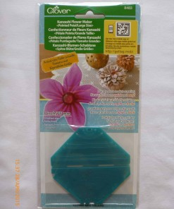 Clover Kanzashi Flower maker pointed petal - Large size-106