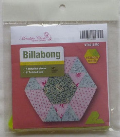 Billabong Quilting Templates by Meredithe Clark - Signature Collection-125