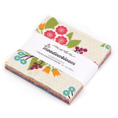 Moda Charm Pack Squares Fabric Meadowbloom-122