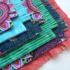 Layer Cake Shaggy Quilt kit - Retro-132