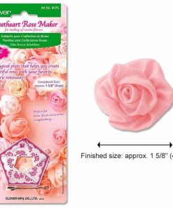 Clover Sweetheart Rose Maker - Small-146