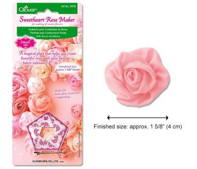 Clover Sweetheart Rose Maker - Small-146