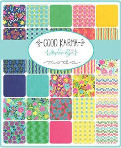 Moda Charm Pack - Good Karma by Stephanie Ryan-229