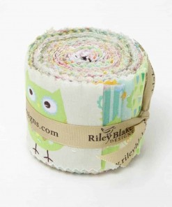 Riley Blake Rolie Polie - Owl & Co.-243