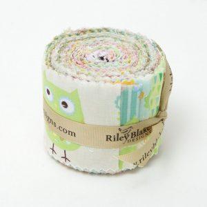 Riley Blake Rolie Polie - Owl & Co.-243