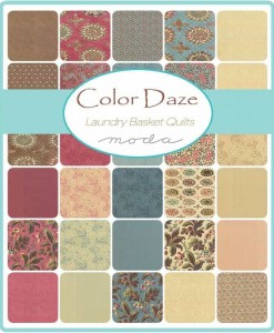 Moda Color Daze Charm Pack