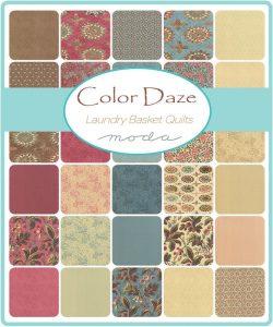 Moda Color Daze Charm Pack