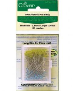Clover 2507 Patchwork Pins