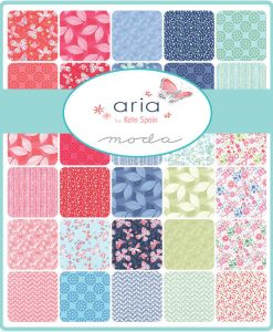 Moda Charm Pack Squares Fabric assorted