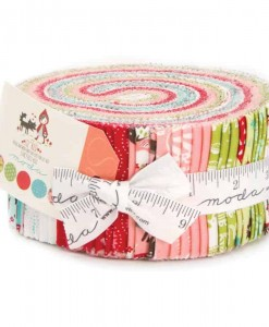 Moda Lil Red Jelly Roll