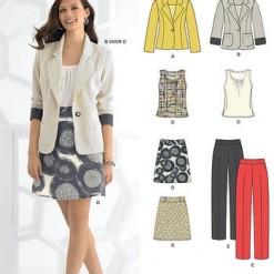 Sewing Pattern Sportswear 6035