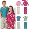Sewing Pattern Sleepwear 6090