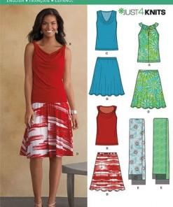 Sewing Pattern Sportswear 6108