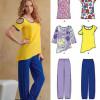 Sewing Pattern Sportswear 6109