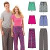 Sewing Pattern Skirts Pants 6165