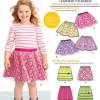 Sewing Pattern Skirts Pants 6172