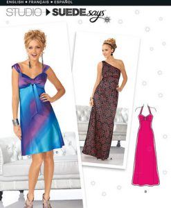 Sewing Pattern Special Occasion 6173