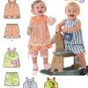 Sewing Pattern Sportswear 6198