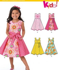 Sewing Pattern Dresses 6202