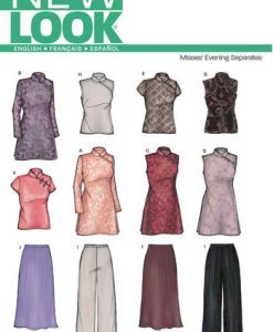 Sewing Pattern Special Occasion 6203