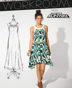 Sewing Pattern Dresses 6207