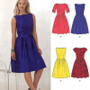 Sewing Pattern Dresses 6223