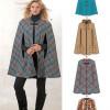 Sewing Pattern Jackets Coats 6227