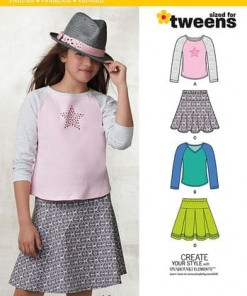 Sewing Pattern Sportswear 6241