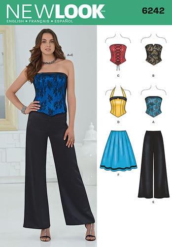 Sewing Pattern Sportswear 6242