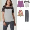 Sewing Pattern Sportswear 6247