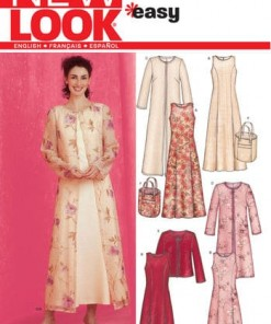 Sewing Pattern Dresses 6270