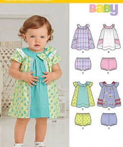 Sewing Pattern Dresses 6275