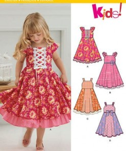 Sewing Pattern Dresses 6278