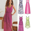 Sewing Pattern Dresses 6282
