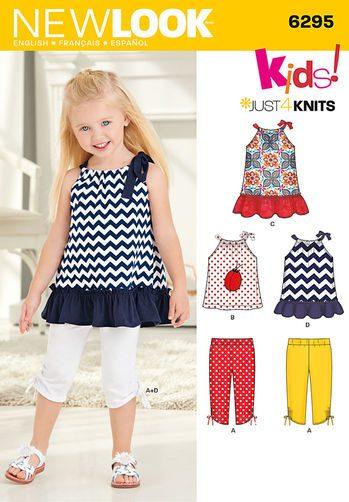 Sewing Pattern Sportswear 6295