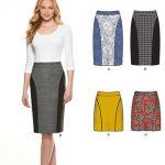 Sewing Pattern Skirts Pants 6312
