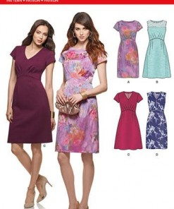 Sewing Pattern Dresses 6322