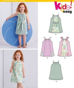 Sewing Pattern Toddler 6386