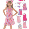 Sewing Pattern Dresses 6478
