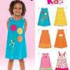 Sewing Pattern Dresses 6504