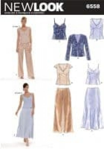 Sewing Pattern Special Occasion 6558