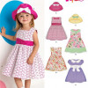 Sewing Pattern Dresses 6879