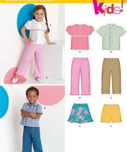 Sewing Pattern Sportswear 6880