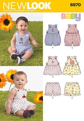 Sewing Pattern Sportswear 6970