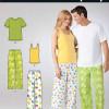 Simplicity Sewing Pattern 2116 - It's So Easy Misses' Sleepwear