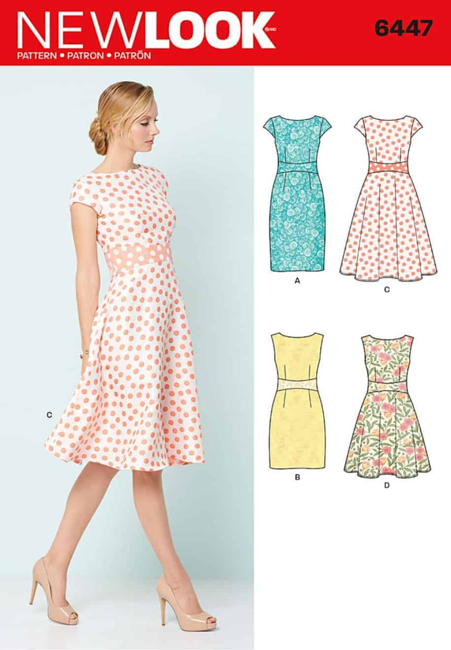 Patterns For Dresses Best Decorating