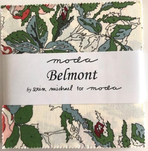 Moda Fabrics - Belmont (Purebred) Charm Pack