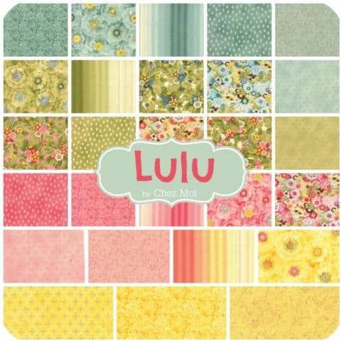 Moda Fabrics LuLu